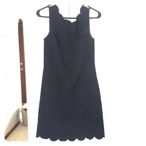Women's J.Crew Dress, Navy Blue, size 0